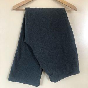 Style & Co Yoga Pants Charcoal Grey